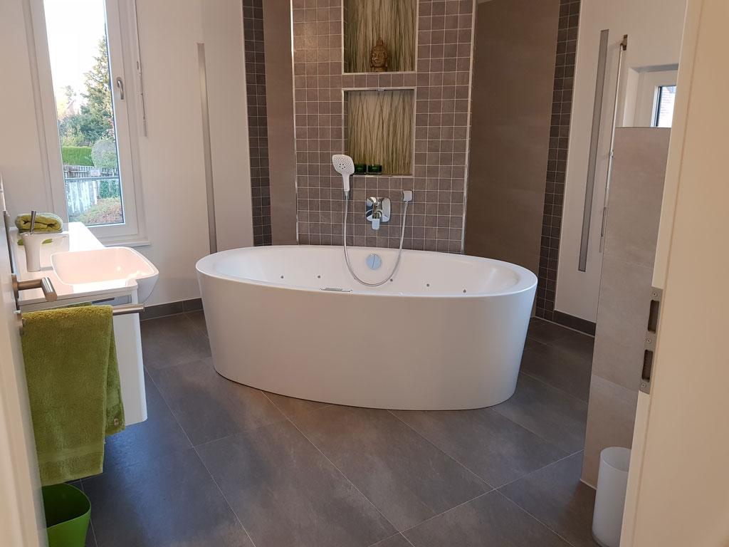 Badezimmer Ideen Design Und Bilder Roud Haus Kampa Haus
