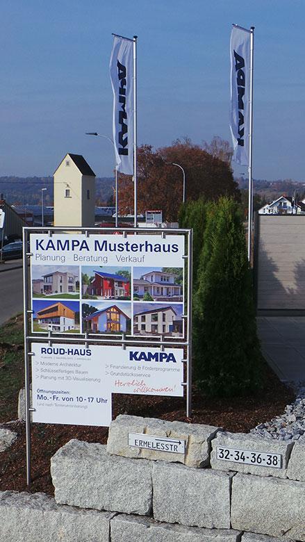 Musterhaus Hechingen
