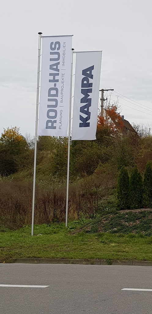 Planung und Gestaltungsbüro – Fa. ROUD-HAUS GmbH